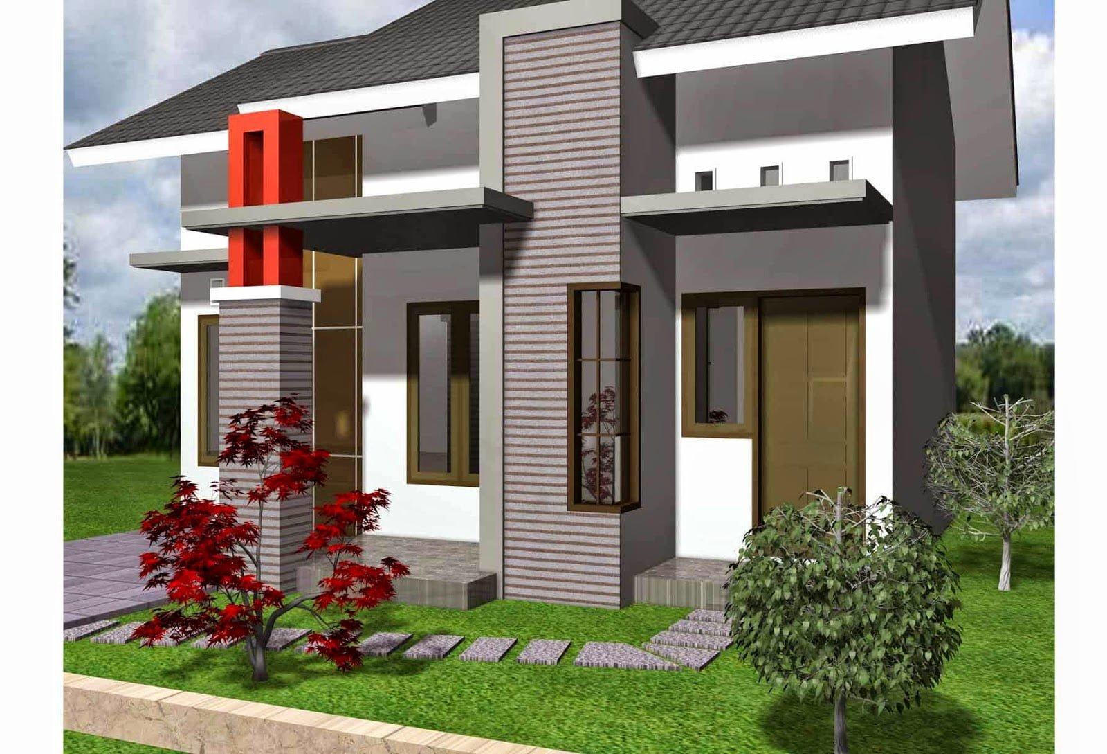1000+ Desain Rumah Minimalis 2020 Gratis Terbaik