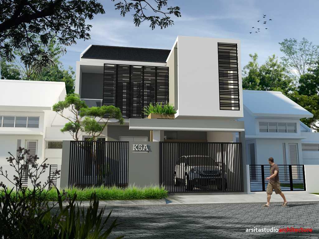 Desain Rumah Minimalis 2 Lantai Lebar 6 Meter Archives Deagam Design