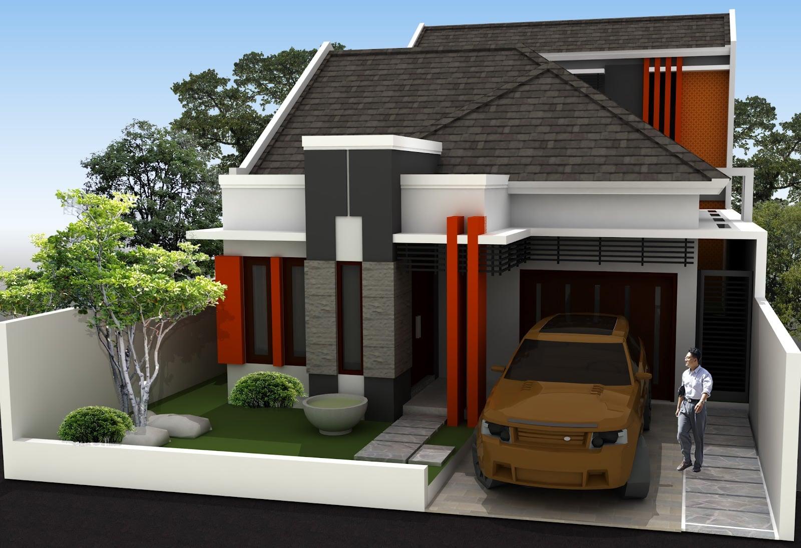 15 Trend Desain Model Rumah Sederhana Modern 1 Lantai Terbaru dan Terlengkap