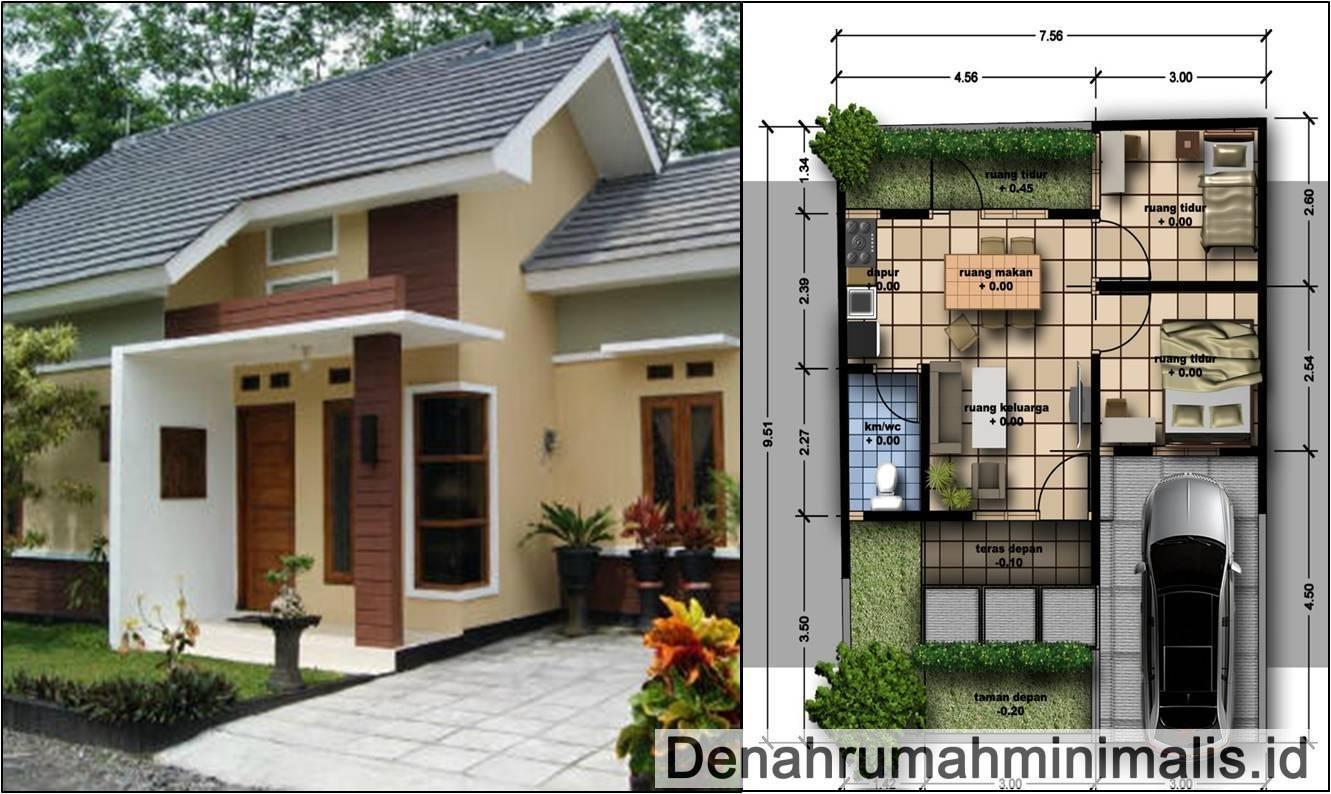 16 Arsitektur Desain Rumah Minimalis Sederhana Kecil Unik Terpopuler Yang Harus Kamu Tahu Deagam Design