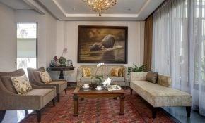 19 Foto Desain Rumah Mewah Emas Paling Terkenal
