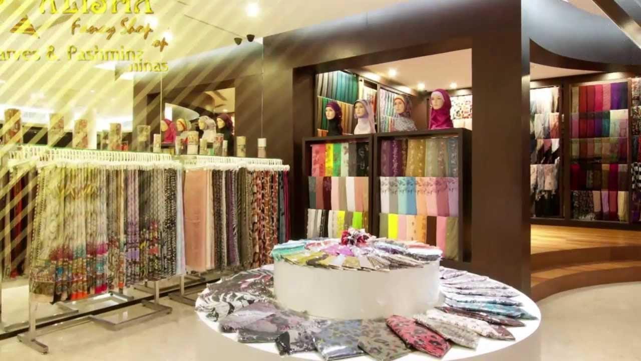 10 Trend Desain Toko Jilbab Di Rumah Paling Terkenal - Deagam Design