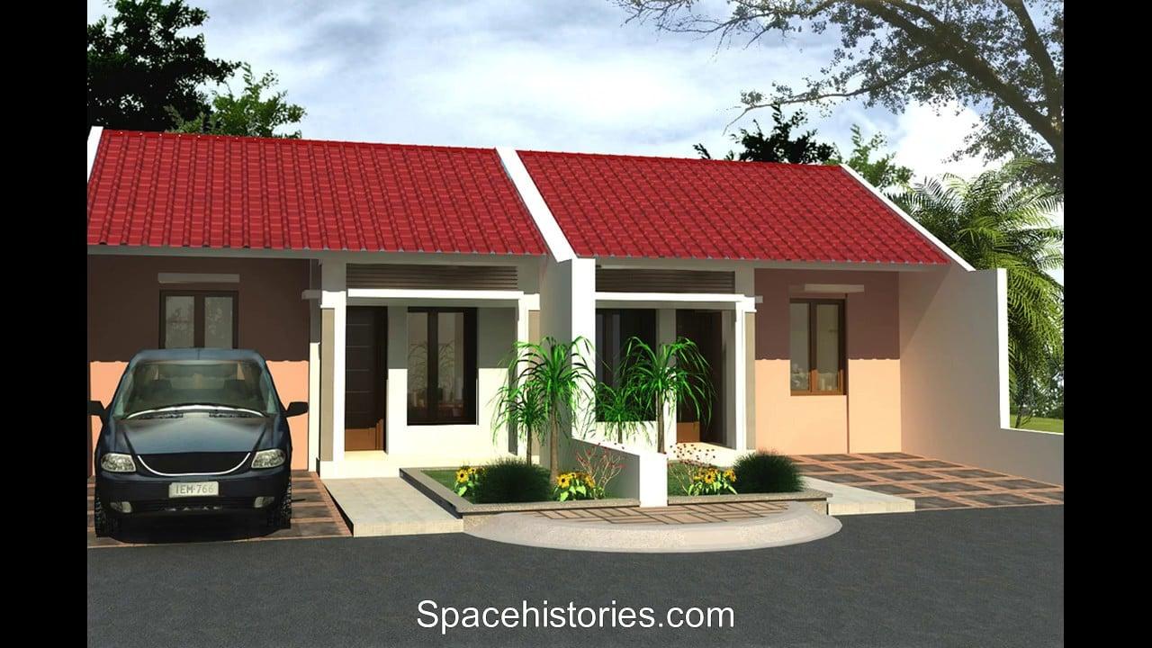 25 Gambar Desain Rumah Modern Minimalis Type 27 Paling ...