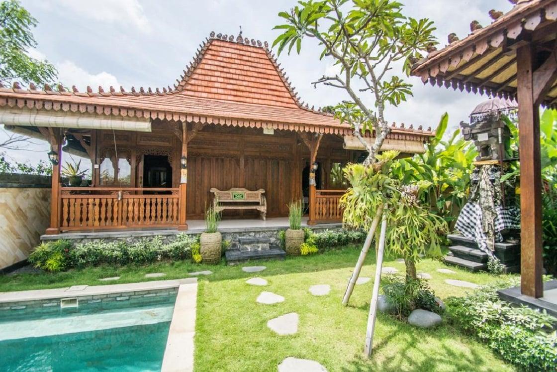 25 Model Desain Rumah Joglo Modern 1 Lantai Yang Belum Banyak Diketahui Deagam Design