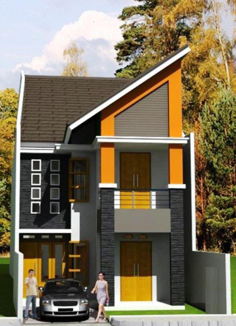 25 Model Desain Rumah Minimalis 2 Lantai Sederhana Elegan Yang Belum Banyak Diketahui Deagam Design