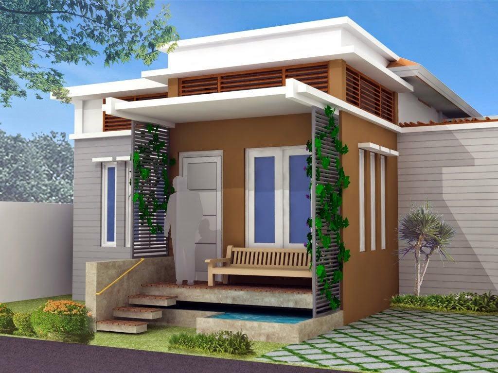 Desain Rumah Minimalis Type 36 Unik Deagam Design