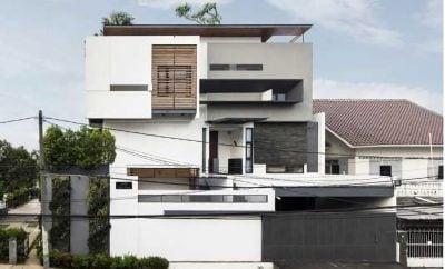 40 gambar desain rumah tropis minimalis hunian tropis