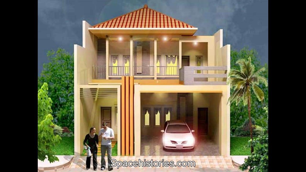 29 Arsitektur Desain Model Rumah Klasik Modern Type 36 ...