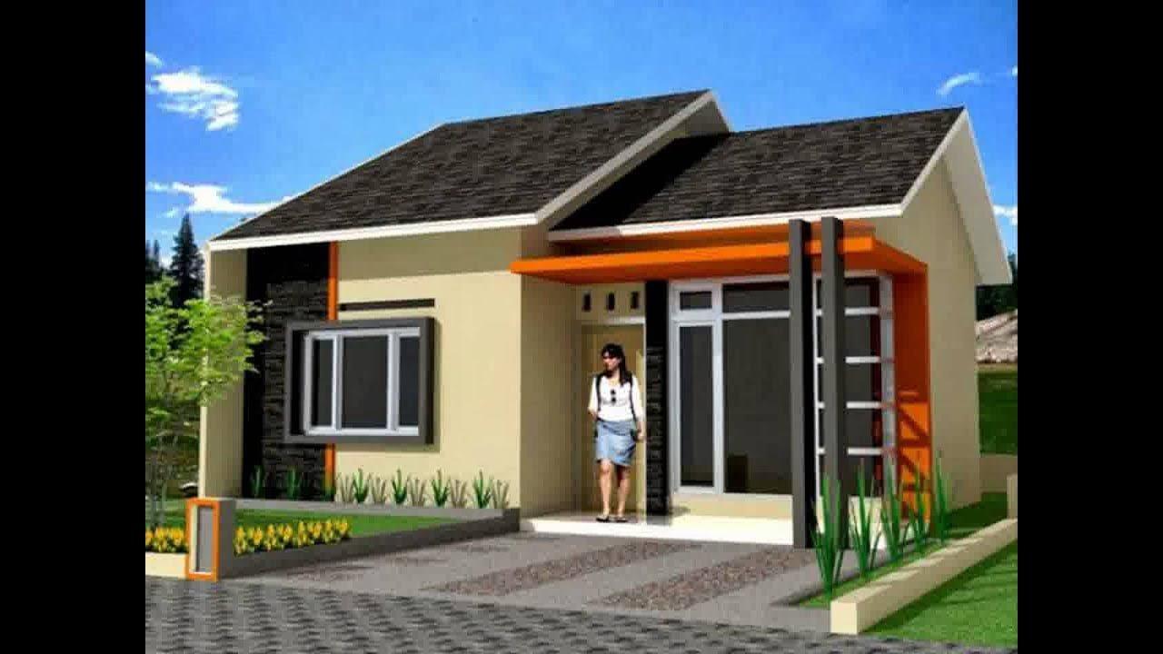 29 Macam Desain Rumah Minimalis 6 X 8 Terbaru Dan Terbaik - Deagam Design