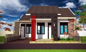 31 Kumpulan Desain Model Rumah Sederhana Modern 1 Lantai Yang Wajib Kamu Ketahui