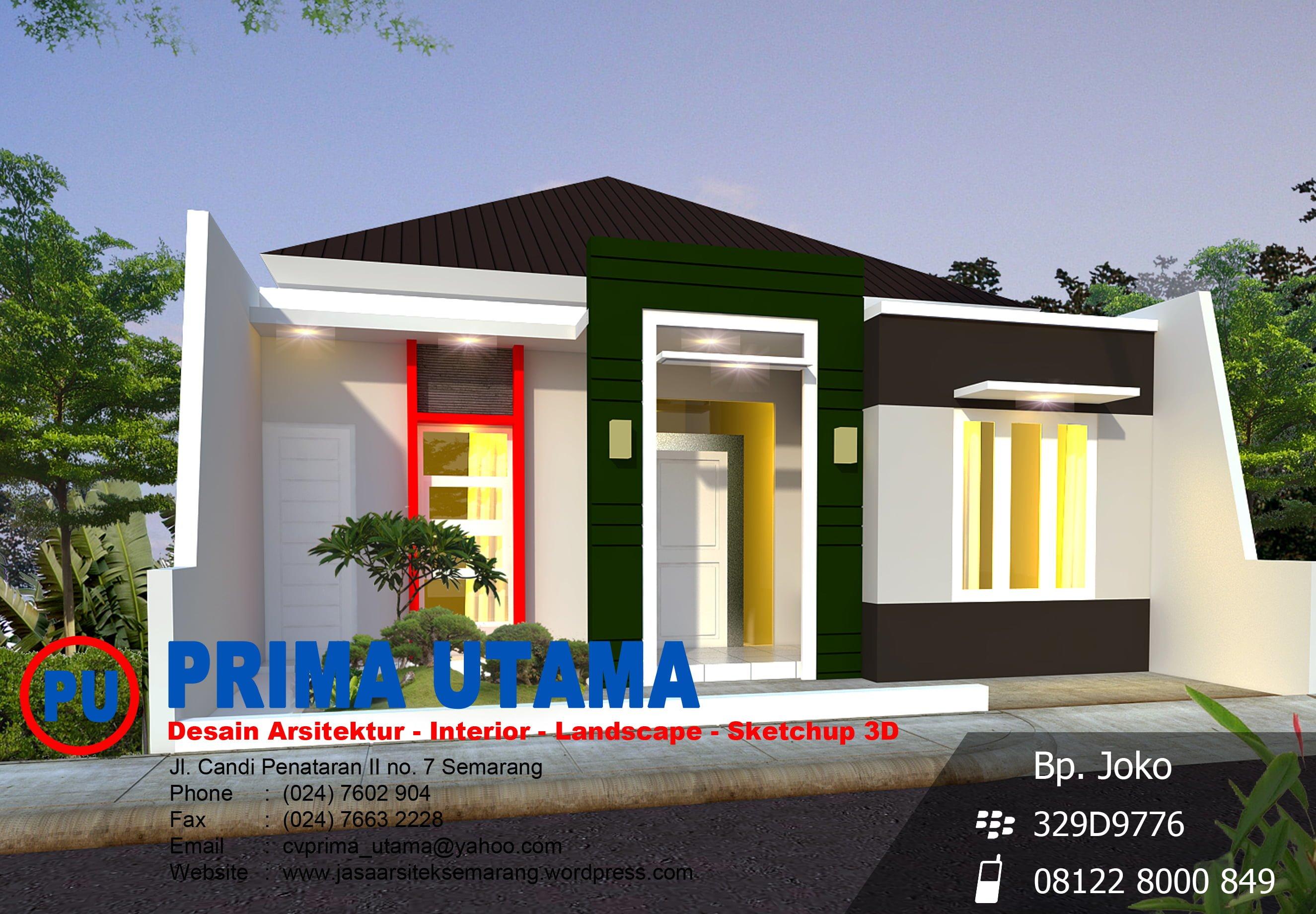 1010 Desain Perumahan Semarang Gratis