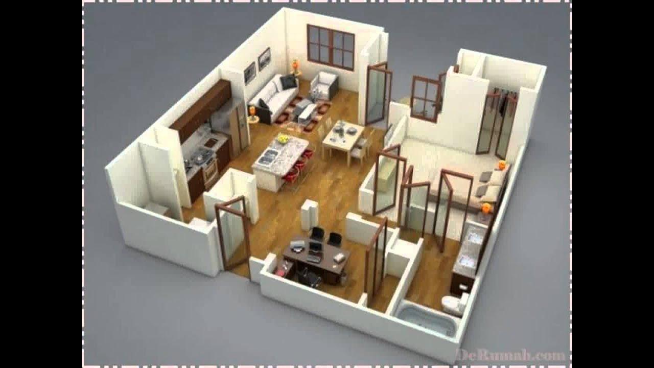 88 Desain Rumah Minimalis Satu Kamar