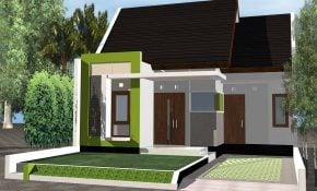 34 Foto Desain Model Rumah Minimalis Modern Terbaru 1 Lantai Paling Populer di Dunia