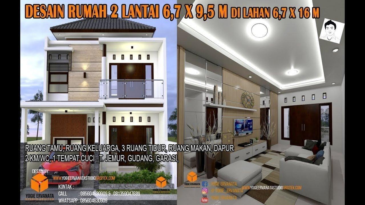 34 Inspirasi Desain Rumah Minimalis 2 Lantai Ukuran 5x9 Terpopuler Yang Harus Kamu Tahu Deagam Design