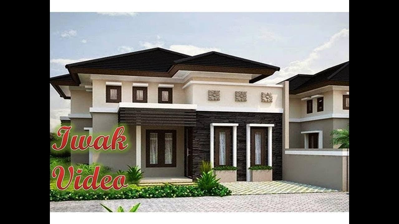 34 Macam Desain Warna Cat Rumah Klasik Mewah Paling Banyak ...