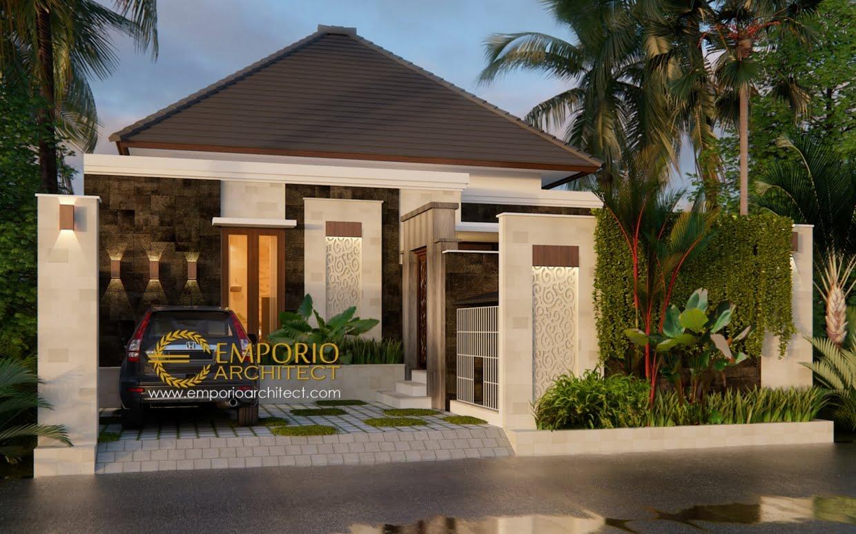 37 Foto Desain Rumah Minimalis Gaya Bali Paling Banyak di ...
