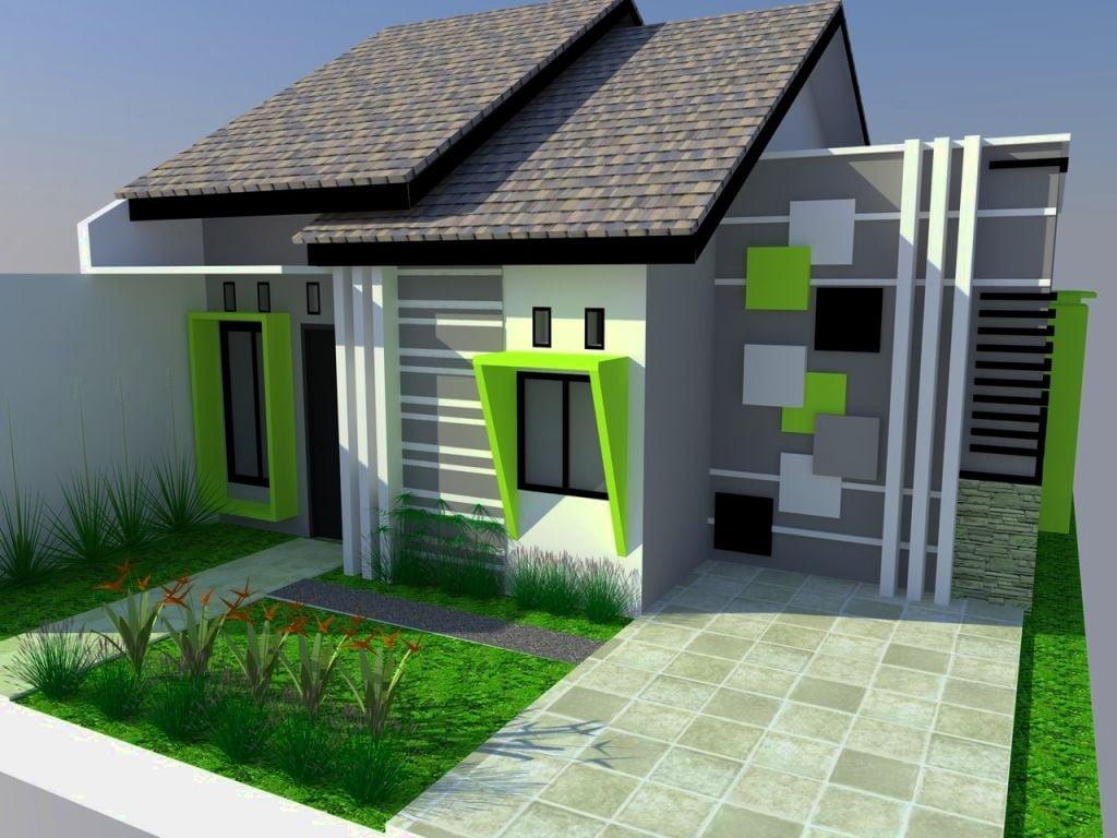 37 Foto Desain Rumah Minimalis Sederhana Model Baru Paling ...