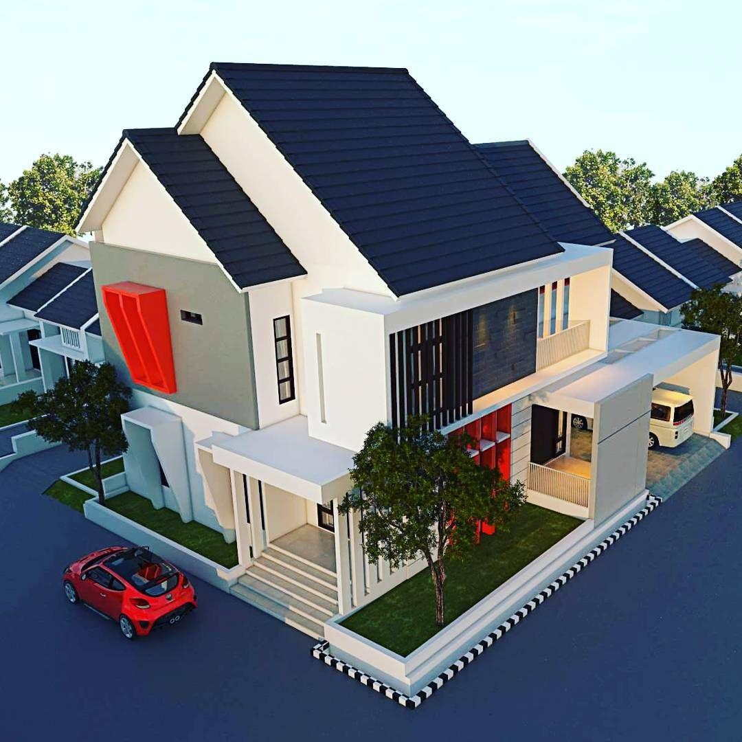 38 Ide Desain Plan Atap Rumah Modern Paling Populer di Dunia