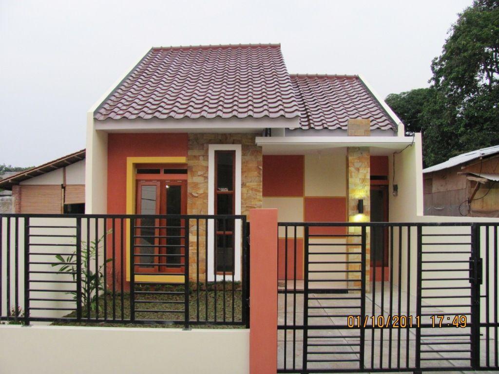 39 Inspirasi Desain Model Rumah Minimalis Tampak Depan 1 Lantai Paling Banyak di Minati