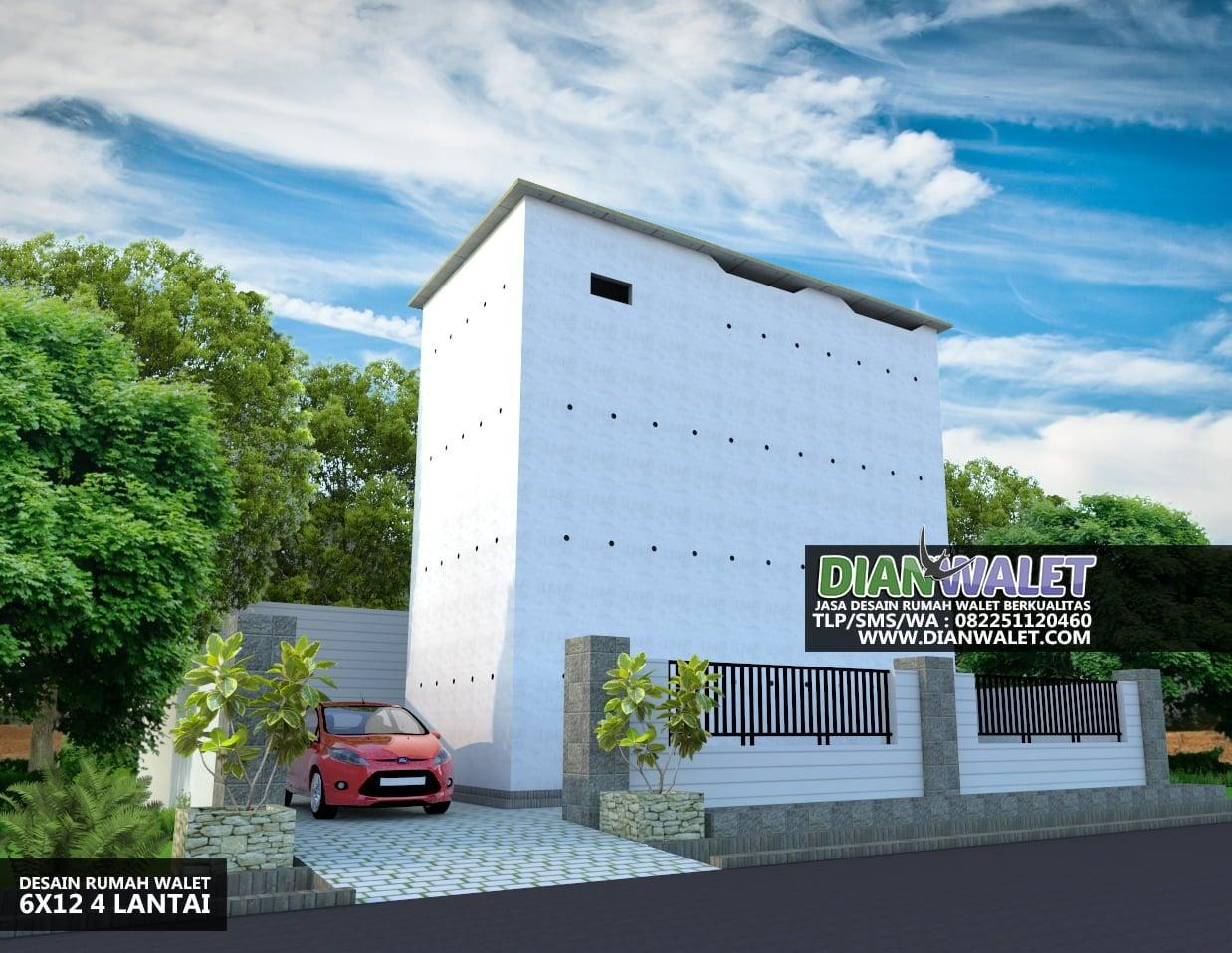 41 Inspirasi Desain Rumah Kontemporer 4x4 Kreatif Banget Deh Deagam Design