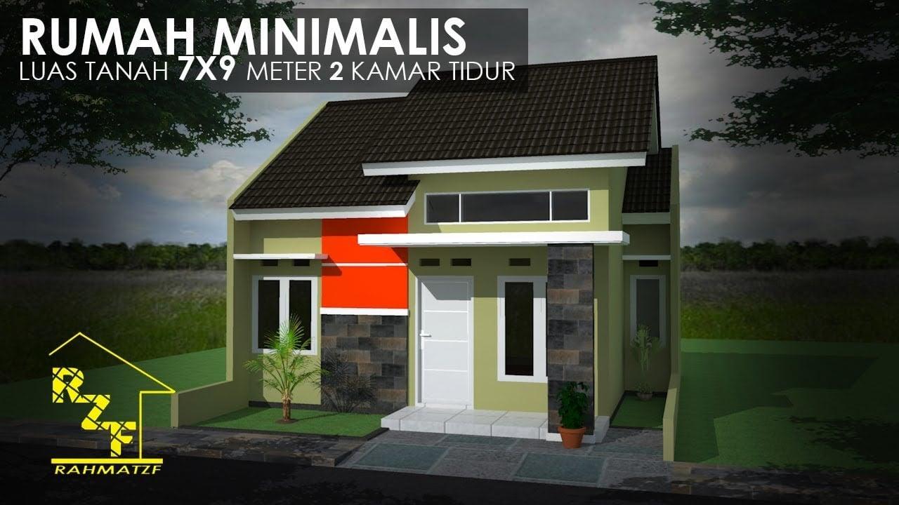 42 Model Desain Atap Rumah Ukuran 7x9 Terbaru Dan Terlengkap Deagam Design