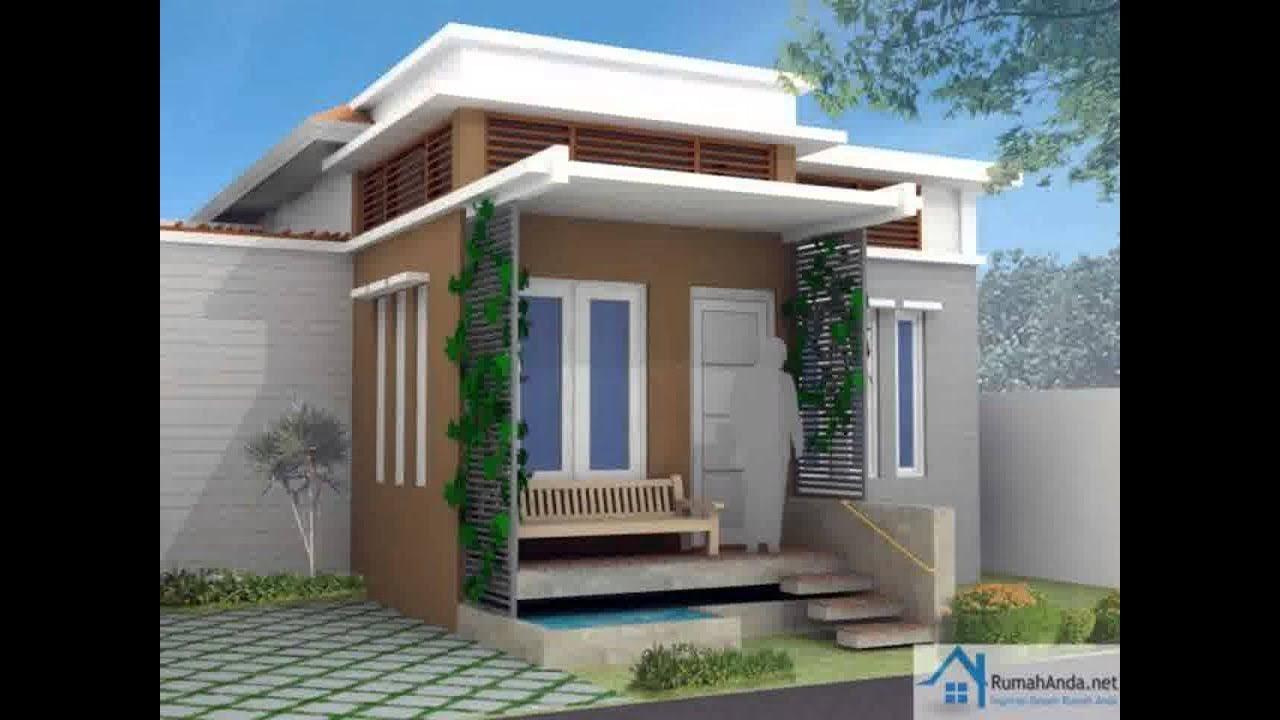 44 Contoh Desain Rumah Modern Kampung Yang Belum Banyak Diketahui