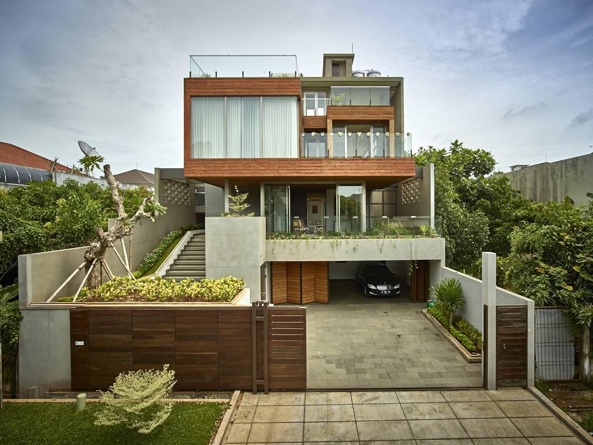 44 Macam Desain Atap Luar Rumah Paling Populer di Dunia