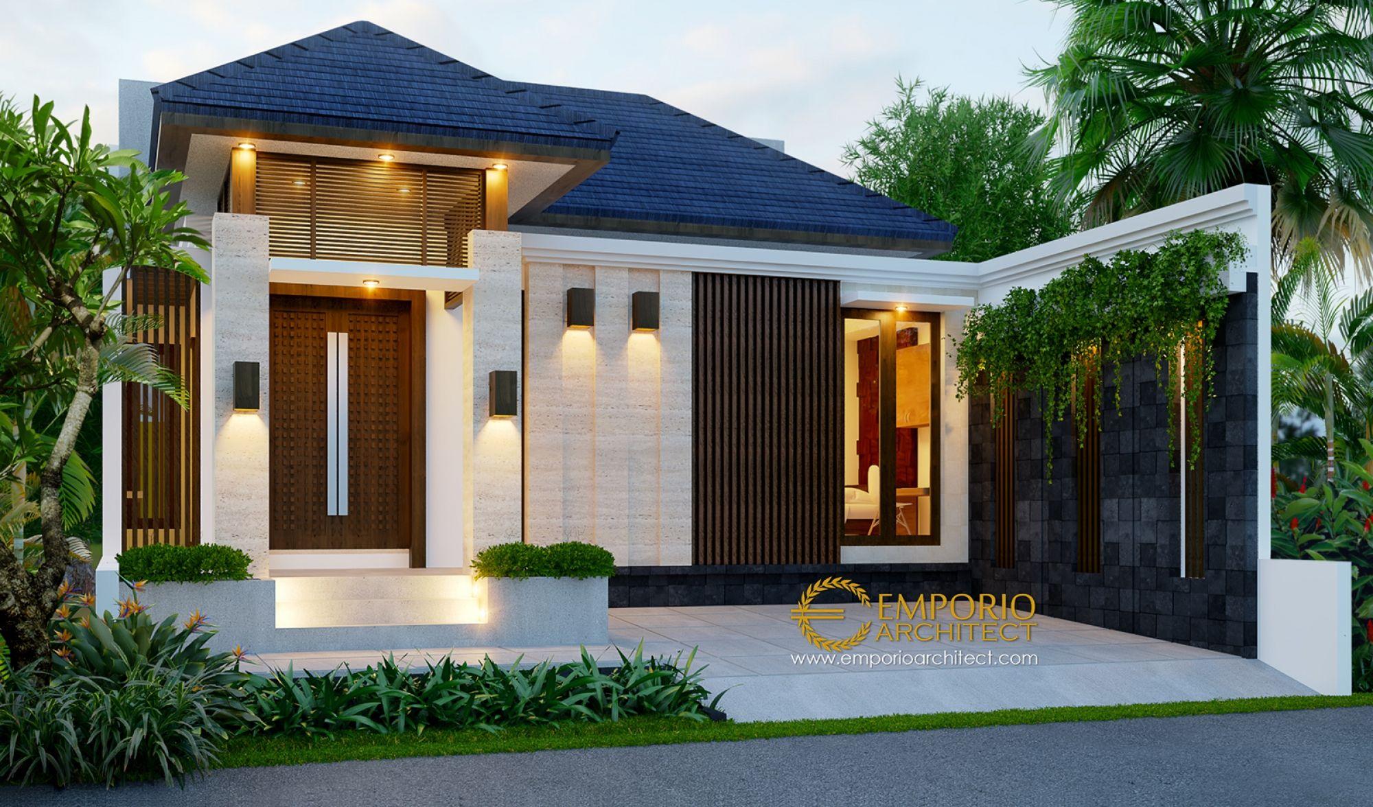 Desain Model Rumah Klasik Yang Bagus - Deagam Design