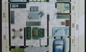 33 foto desain rumah minimalis 1 lantai ukuran 10x12