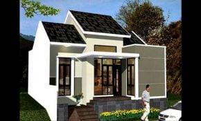 46 Kumpulan Desain Model Rumah Sederhana Modern 1 Lantai Terbaik Masa Kini