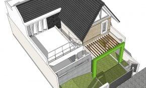 48 Ide Desain Plan Atap Rumah Modern Terbaru dan Terlengkap
