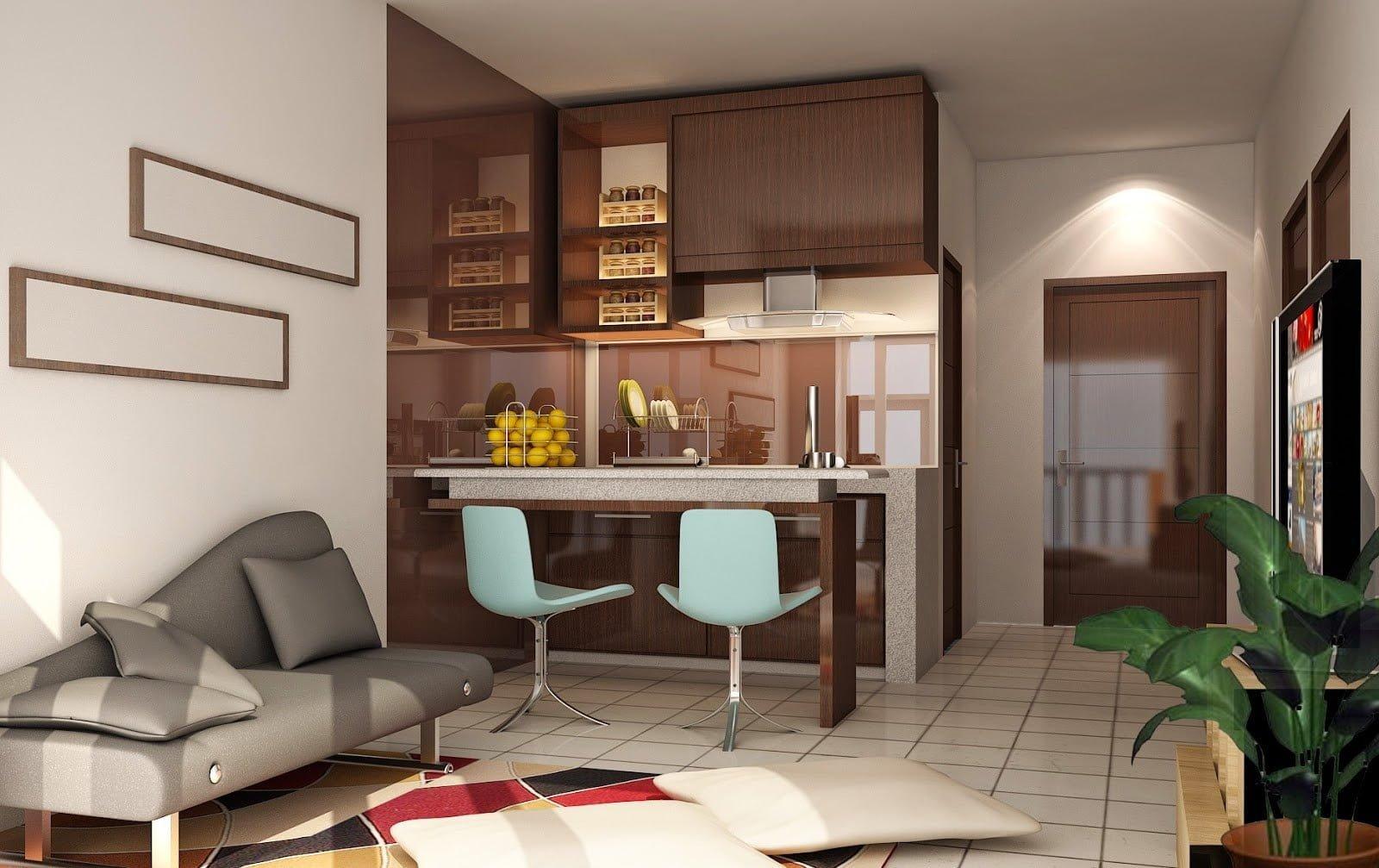 50 Macam Desain Ruangan Rumah Minimalis Type 36 Istimewa ...