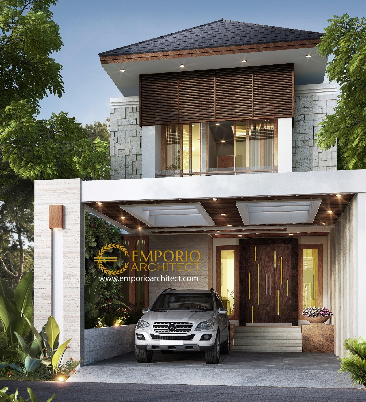 52 Inspirasi Desain Rumah Modern 2 Tingkat Terpopuler Yang Harus Kamu Tahu