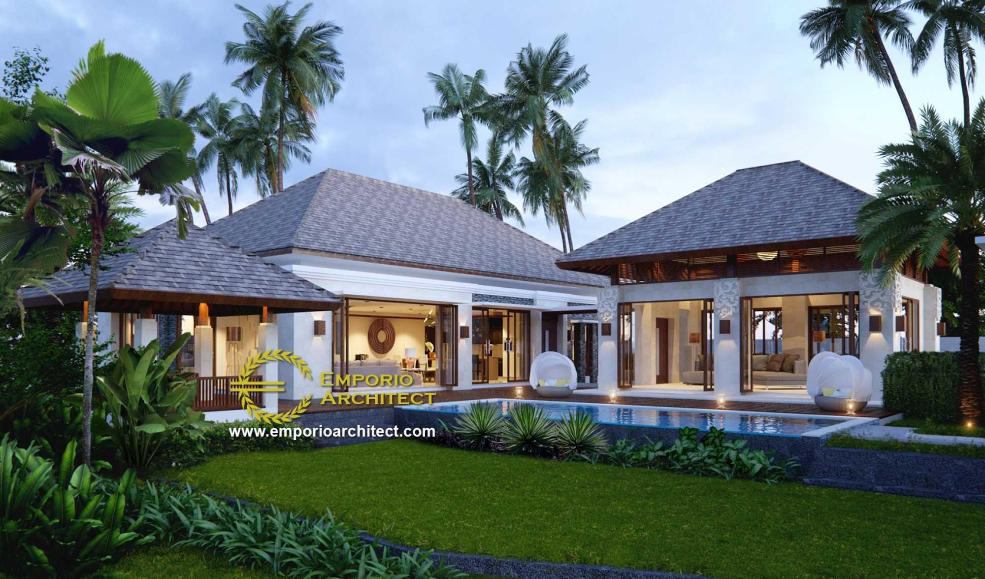 Desain Rumah Resort Minimalis Archives - Deagam Design