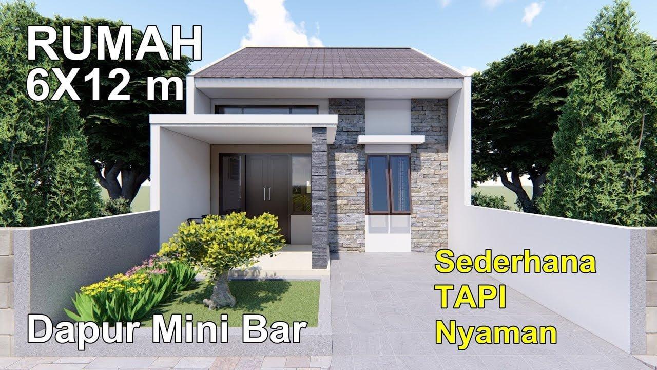 55 Foto Desain Renovasi Rumah Minimalis 2019 Istimewa ...