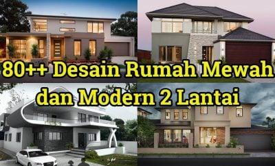 55 Macam Desain Rumah Rumah Mewah Artis Indonesia Terbaru dan Terlengkap