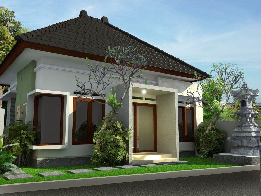 56 Ide Desain Rumah Klasik Bali Minimalis Terpopuler Yang Harus Kamu Tahu