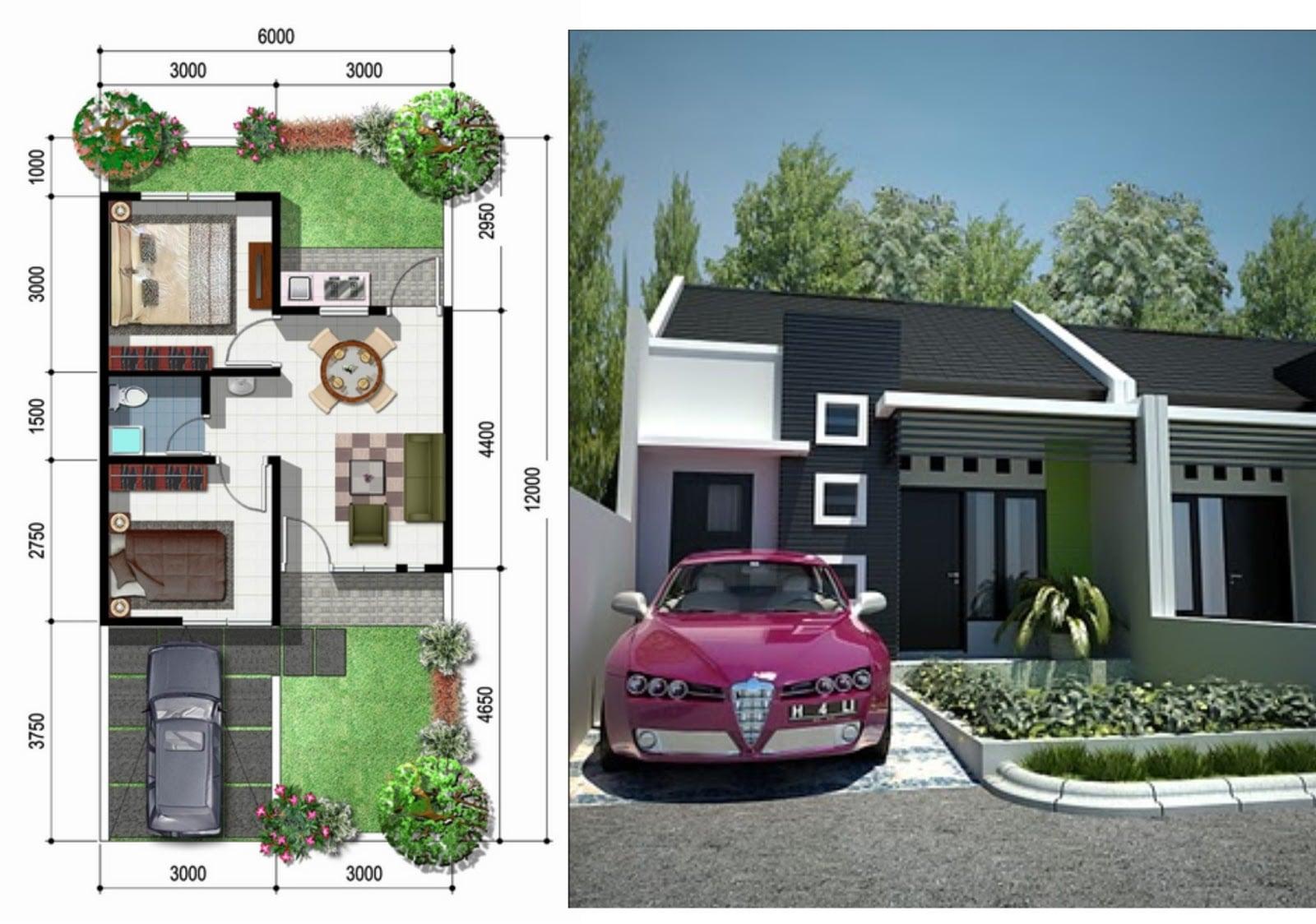 56 Inspirasi Desain Rumah Minimalis Type 36 90 Terbaru Dan Terlengkap Deagam Design