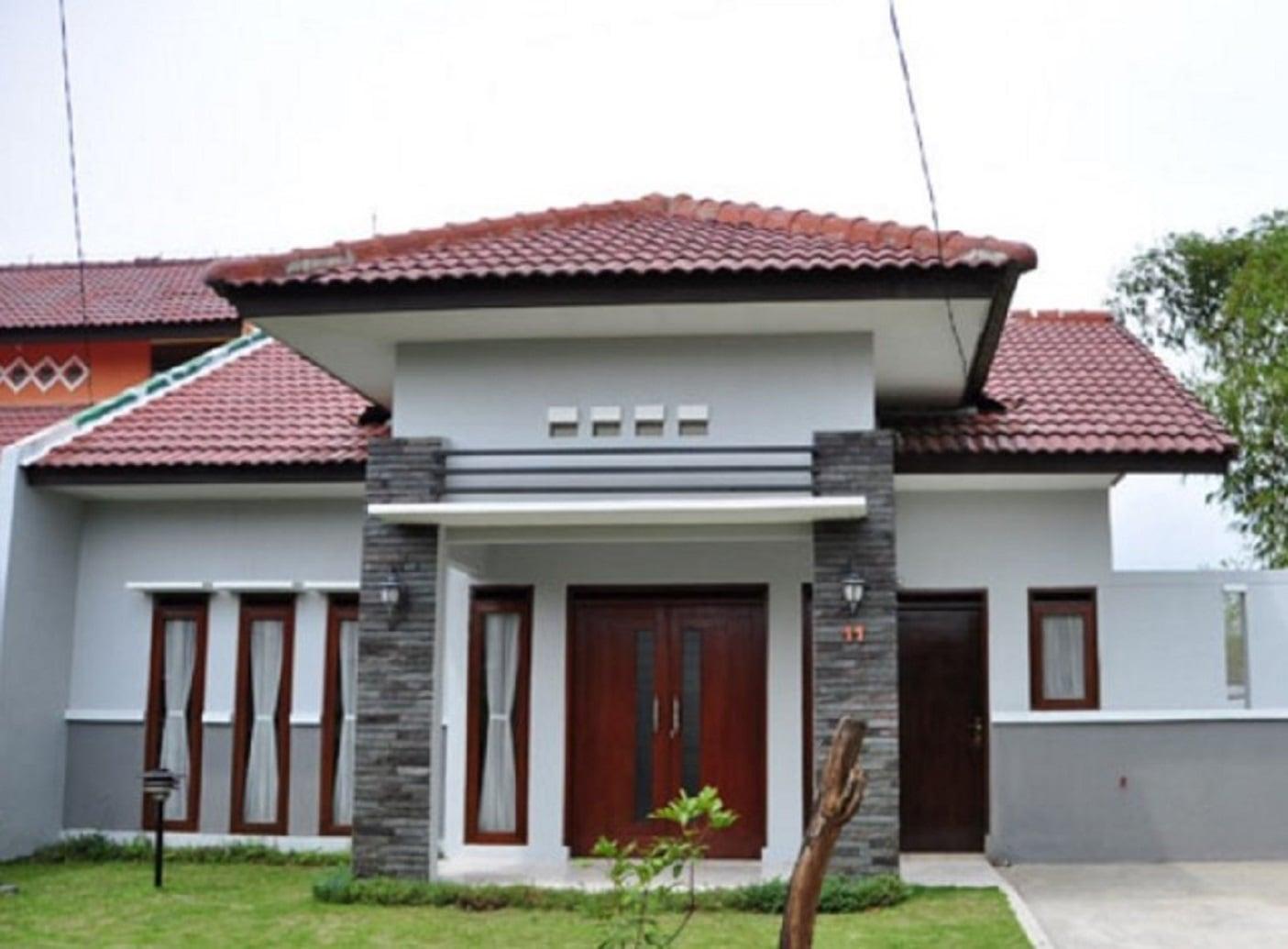 44 Desain Rumah Minimalis Sederhana Di Desa Rumahmini45