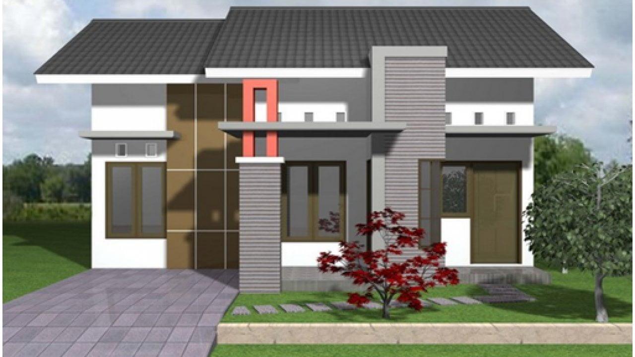 57 Contoh Desain Rumah Minimalis Sederhana Unik Terbaru ...