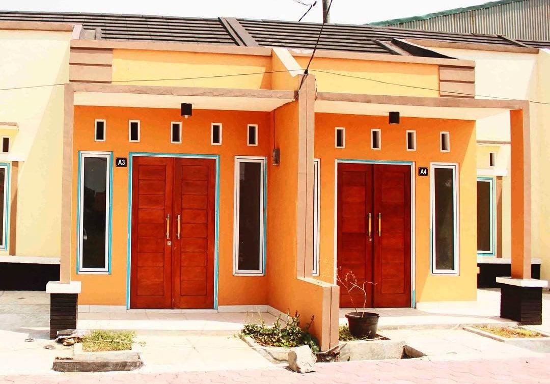 57 Inspirasi Desain Warna Cat Rumah Minimalis Tampak Depan ...