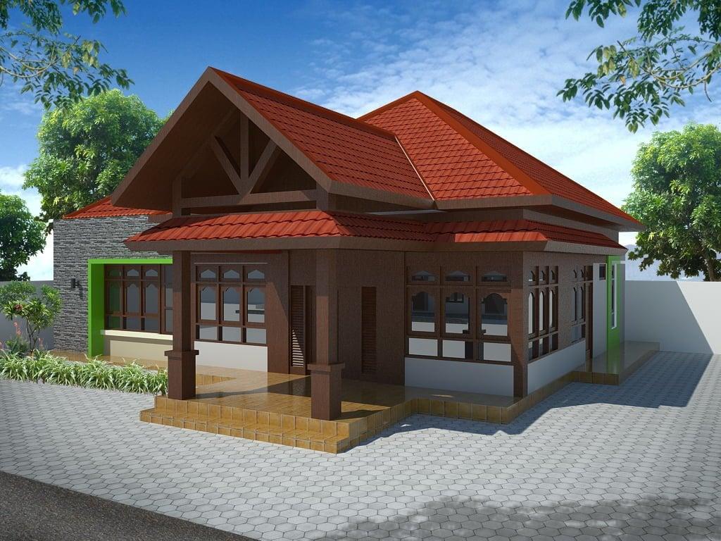 61 Contoh Desain Rumah Mewah Yang Ditinggalkan Di Indonesia Paling Banyak di Minati
