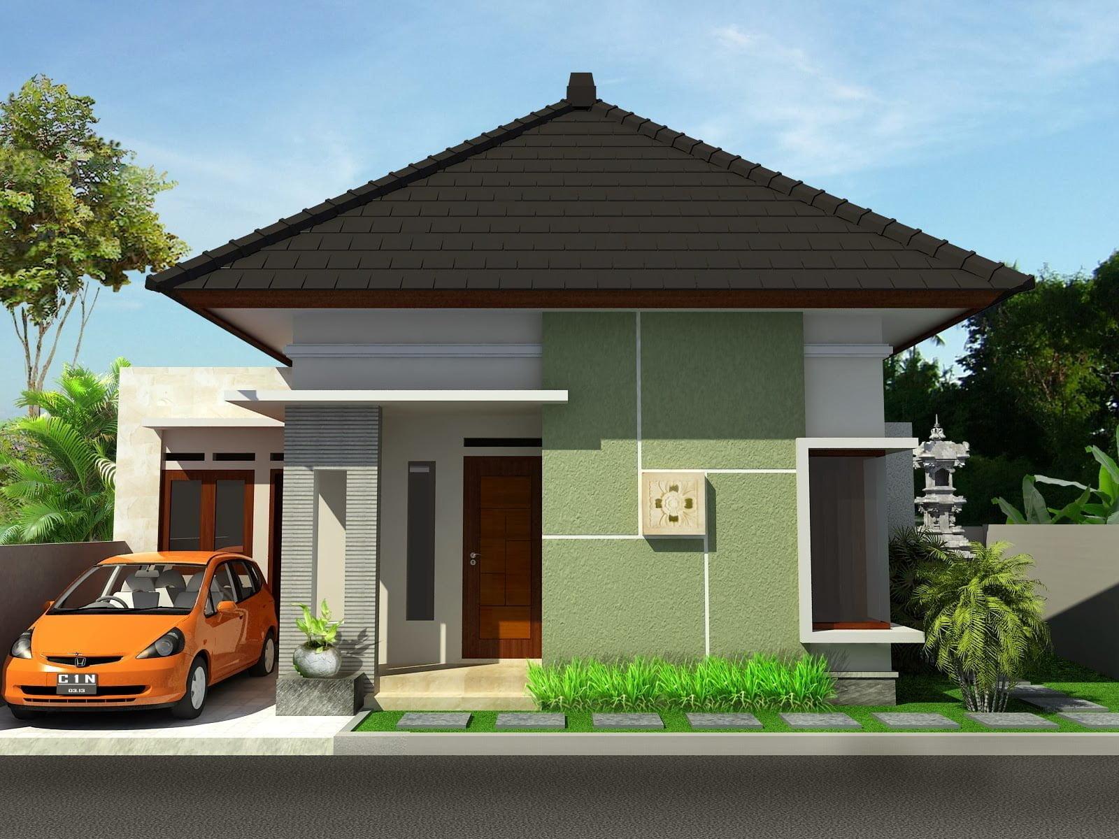 64 Foto Desain Rumah Minimalis Sederhana 20 Juta Paling ...