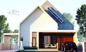 64 Ragam Desain Model Rumah Minimalis Modern Terbaru 1 Lantai Terbaik Masa Kini