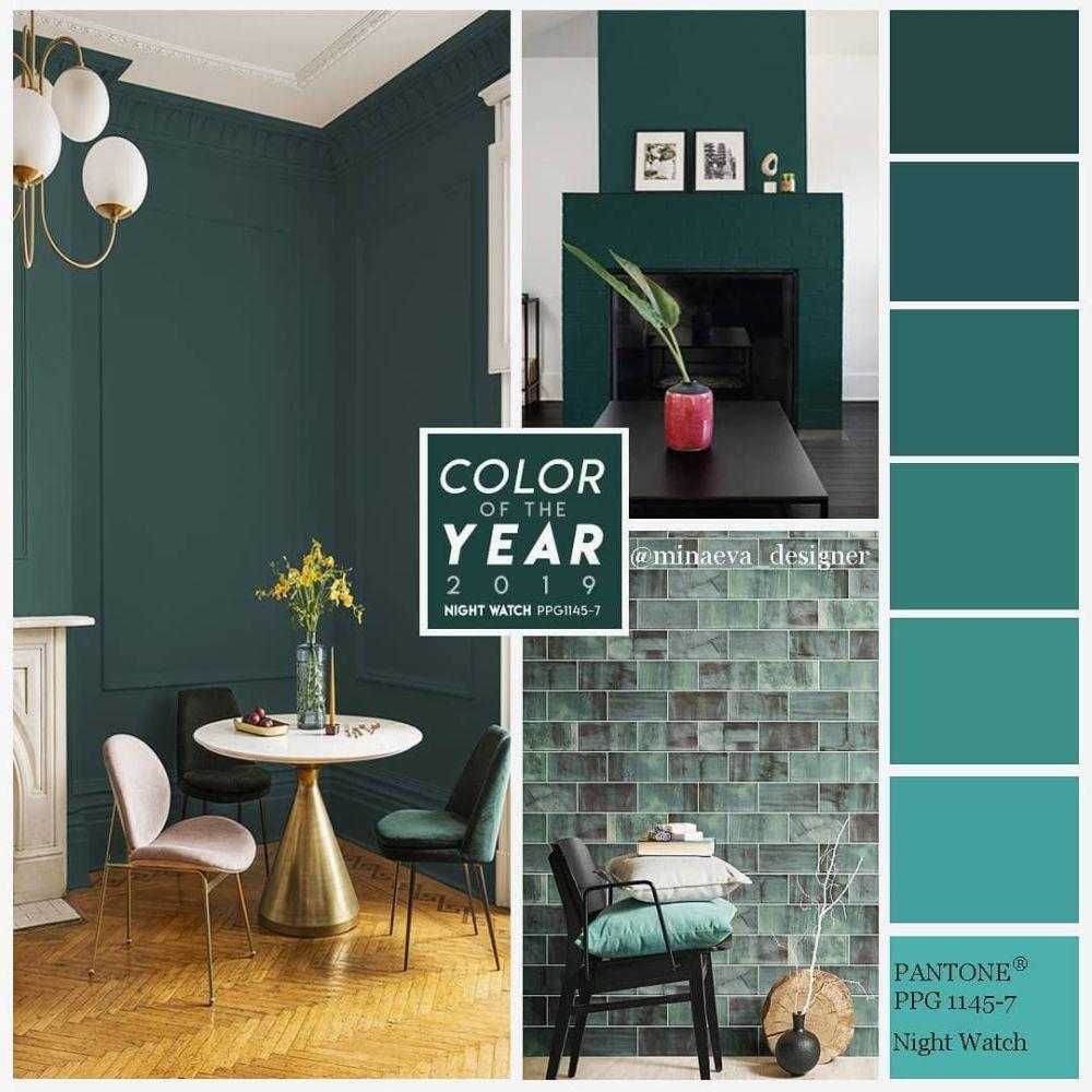 65 Foto Desain Warna Cat Interior Rumah Minimalis 2 Lantai ...