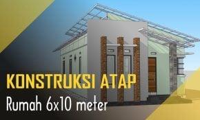 55 Kumpulan Desain Atap Rumah Ukuran 7x9 Paling Banyak Di Cari Deagam Design