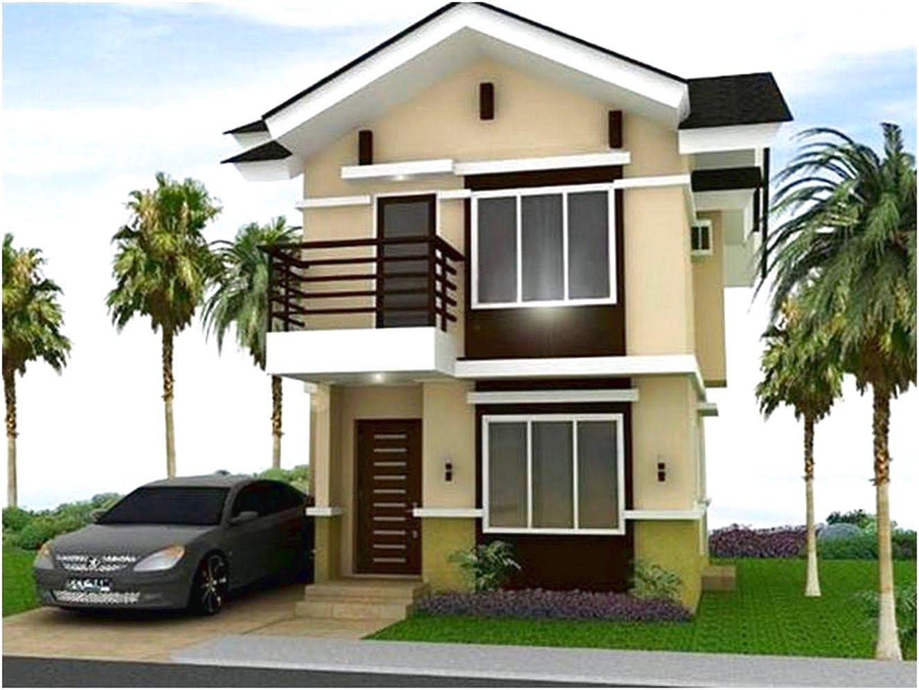 Desain Rumah Minimalis Sederhana 2 Lantai Terbaru Archives Deagam Design