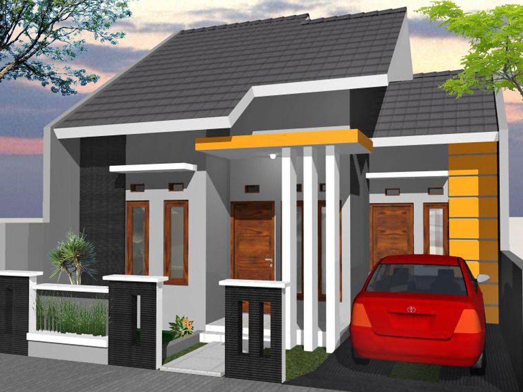 67 Gambar Desain Model Rumah Minimalis Tampak Depan 1 Lantai Yang Wajib Kamu Ketahui
