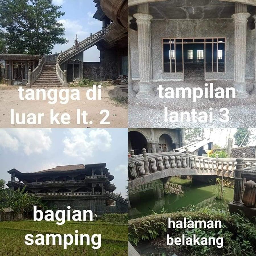 69 Trend Desain Rumah Mewah Yang Ditinggalkan Di Indonesia Terbaru dan Terlengkap