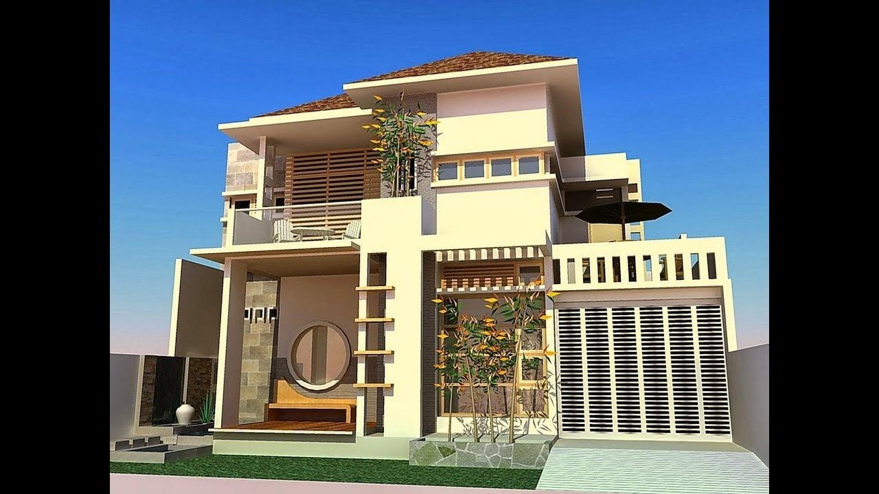73 Foto Desain Warna Cat Rumah Klasik Modern Terbaru dan ...